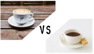 コーヒーと紅茶どちらが好きですか?